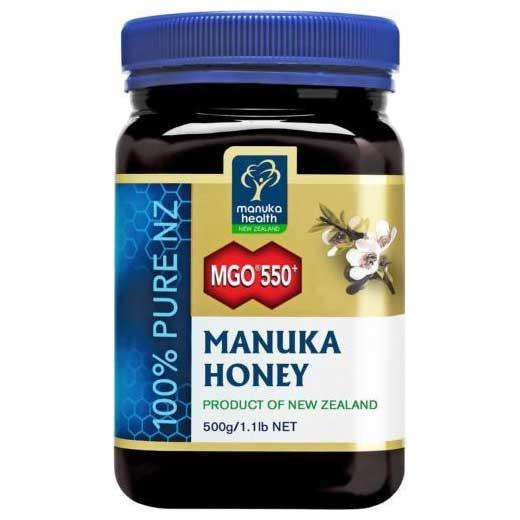 Manuka Health蜜纽康 麦卢卡活性蜂蜜MGO573+ 500克 (UMF16+)