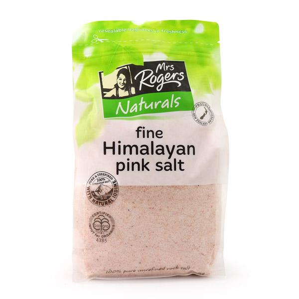 【包邮】Mrs Rogers 喜玛拉雅粉盐 1kg 细盐  2021/1