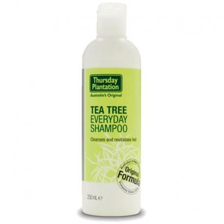 【临期捡漏超特价】星期四农庄 茶树油每日洗发水250ml  2020年5
