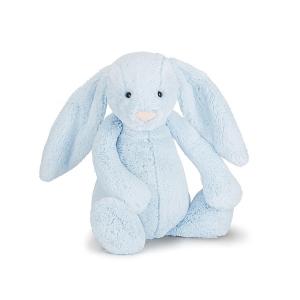 Jellycat 淡蓝色兔子巨大号,51cm BAH2BB
