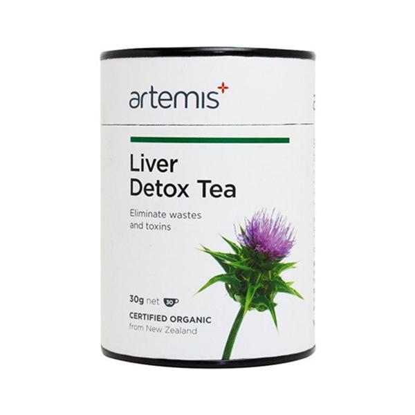 【武汉加油!】Artemis 花草排毒护肝茶 30克增强免疫力
