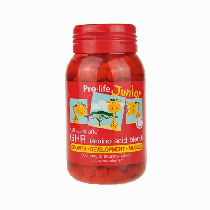 Prolife GHR儿童成长素 500粒 帮助儿童长高补钙