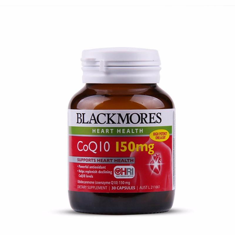 【限时特价】Blackmores 百丽康 辅酶Q10 30粒 保质期至21.12