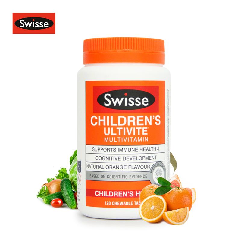 Swisse 儿童复合维生素 120粒