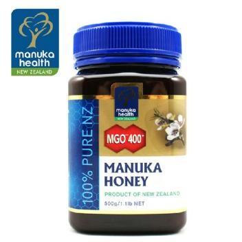 Manuka Health蜜纽康 麦卢卡活性蜂蜜MGO400+ 500克