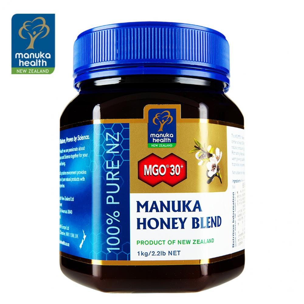 Manuka Health蜜纽康 活性蜂蜜MGO30+ 1000克
