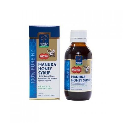 Manuka Health 蜜纽康 成人麦卢卡蜂蜜止咳露 100ml 保质期至19.02