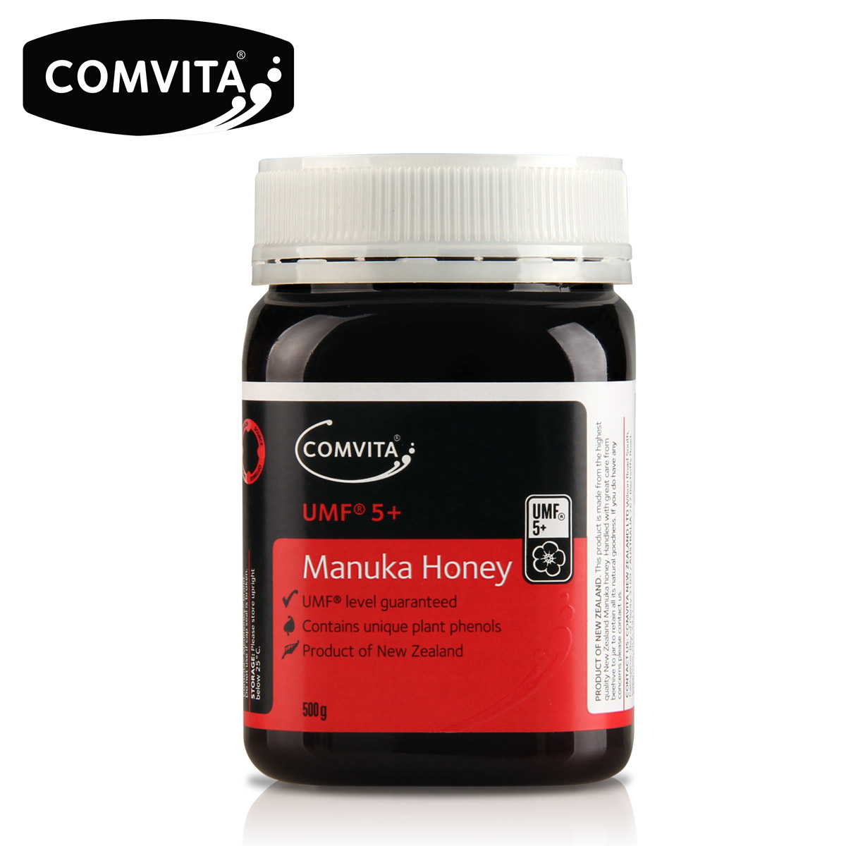 Comvita康维他 麦卢卡蜂蜜UMF5+ 500克