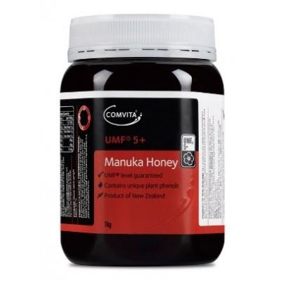 【热卖促销】Comvita 康维他 蜂蜜UMF5+ 1kg 保质期至22.01