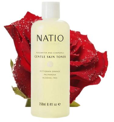 Natio 温和爽肤水 250ml