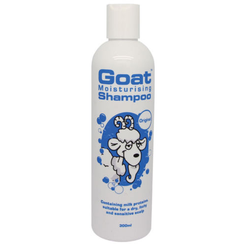 【限时特价】Goat Moisturishing 羊奶洗发水 300ml