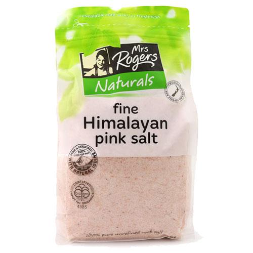 【超市采购】Mrs Rogers 喜玛拉雅粉盐 1kg 细盐