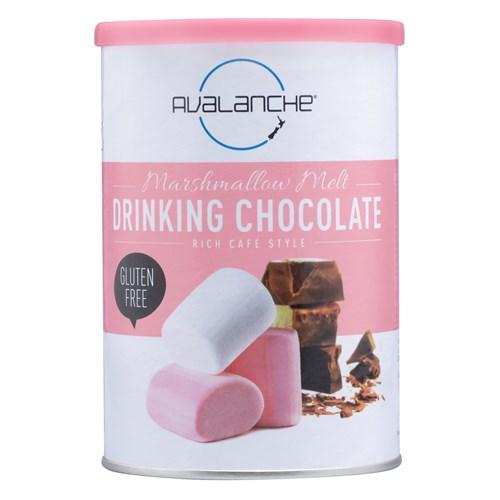 【超市采购】Avalanche 巧克力粉 超好喝冲饮巧克力 棉花糖味 225g