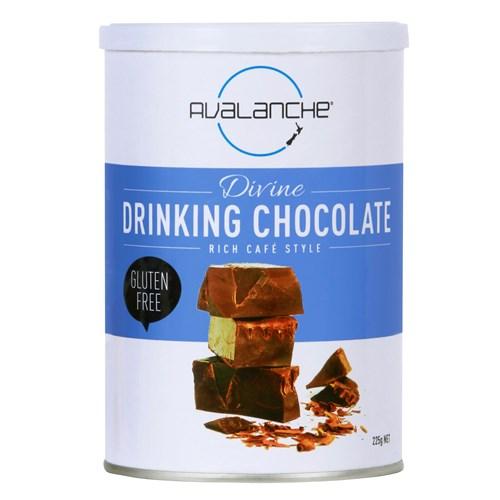 【超市采购】Avalanche 巧克力粉  超好喝冲饮巧克力  原味 225g
