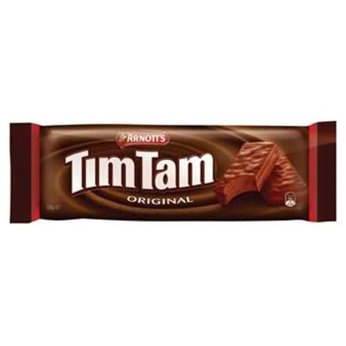 【超市采购】TimTam 巧克力饼干 经典原味 200克