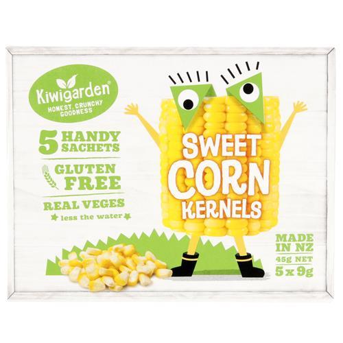 【超市】Kiwigarden 奇异果园 甜玉米干 45g