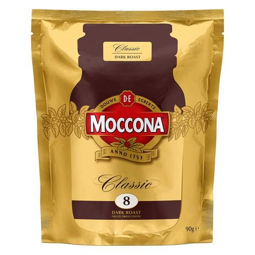 【超市采购】Moccona 摩可纳经典深度烘焙咖啡 90g